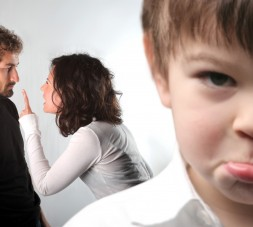 Conflict in a family