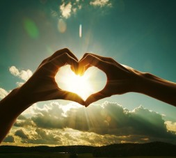 deus ve o coração